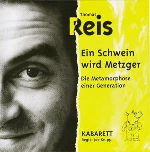 CD-ThomasReis:Ein Schwein wird Metzger