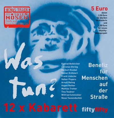 Benefiz-CD Für Nur 5, — Euro!