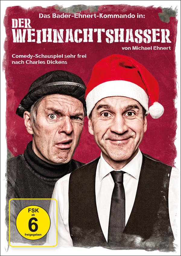 Michael Ehnert �DVD Bader-Ehnert-Kommando: Der Weihnachtshasser� bestellen