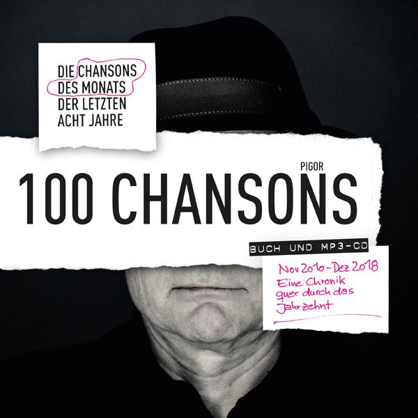 Buch Thomas Pigor: 100 Chansons - mit MP3-CD